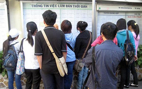 10 thanh niên, một người thất nghiệp: Phải trông vào kinh tế tư nhân