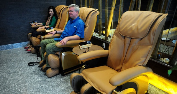 """Nhờ có wifi miễn phí, massage thư giãn... Nội Bài được bình chọn là """"Sân bay cải thiện nhất thế giới"""""""