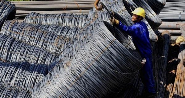 Sản lượng thép thô Trung Quốc trong tháng 3/2016 đạt mức cao kỷ lục