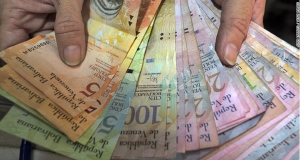 Venezuela áp dụng hệ thống hối đoái mới, chỉ bao gồm hai tỷ giá