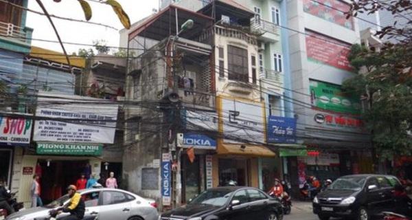 """Sau Lê Trọng Tấn, Hà Nội quy định """"đồng phục"""" cho phố Thái Thịnh?"""