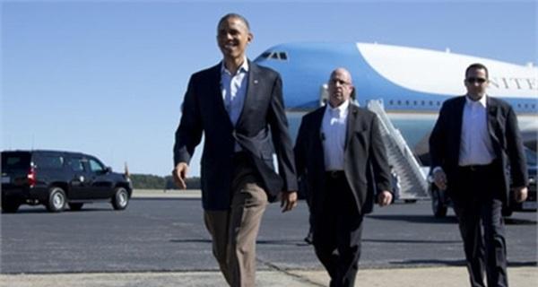 Chuyên cơ chở ông Obama tới Nội Bài sớm hơn dự kiến