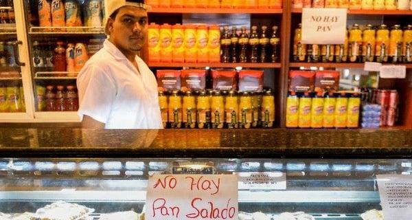 """Venezuela đang trong những ngày tháng sống """"không bánh mỳ"""""""