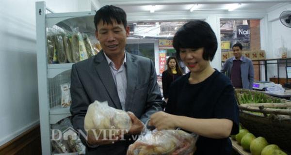 """Vịt biển Đoàn Văn Vươn """"cháy hàng"""""""