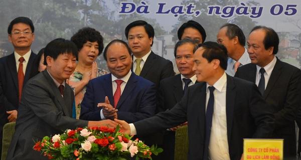 Thủ tướng Nguyễn Xuân Phúc: Đà Lạt cần có tầm nhìn dài hạn