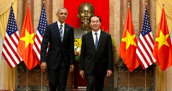 Tạm gác bún chả sang một bên, chuyến thăm của ông Obama cho thấy Việt Nam đang là điểm sáng tự do thương mại