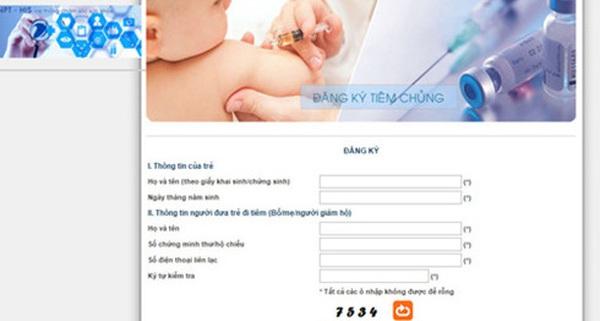 Hà Nội tiếp nhận đăng ký 5.500 liều vắc xin Pentaxim