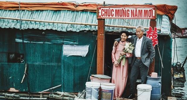 Bộ ảnh cưới của hai ông bà cụ nhặt rác sống với nhau nửa thế kỷ này sẽ giúp chúng ta hiểu hơn hạnh phúc thực sự là gì