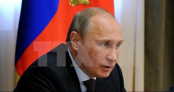 Tổng thống Nga Vladimir Putin ra lệnh rút lực lượng khỏi Syria