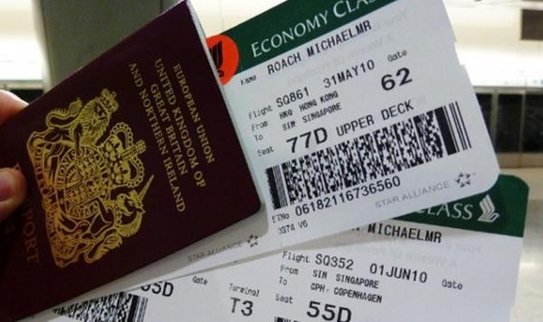 Vì sao không nên đăng ảnh vé máy bay lên mạng xã hội?