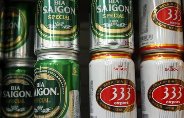 Hai hãng bia Nhật tranh mua cổ phần Sabeco