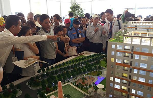 Săn lùng mua căn hộ dưới 1 tỉ đồng