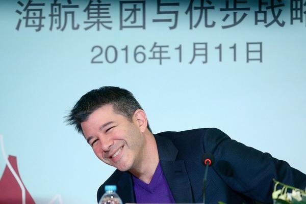 CEO Uber: Trung Quốc sẽ sớm vượt qua thung lũng Silicon