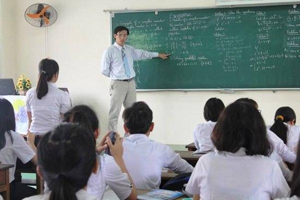 Lần đầu tiên thí điểm dạy Toán bằng Tiếng Anh