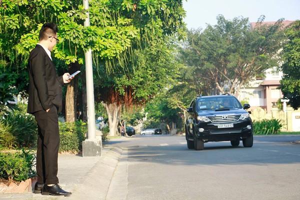 Công kích Uber, nhưng chính Vinasun đang triển khai mô hình tương tự