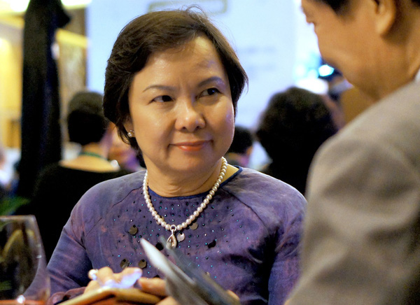 Bà chủ PNJ nói về khó khăn với phụ nữ khi chinh chiến trên thương trường