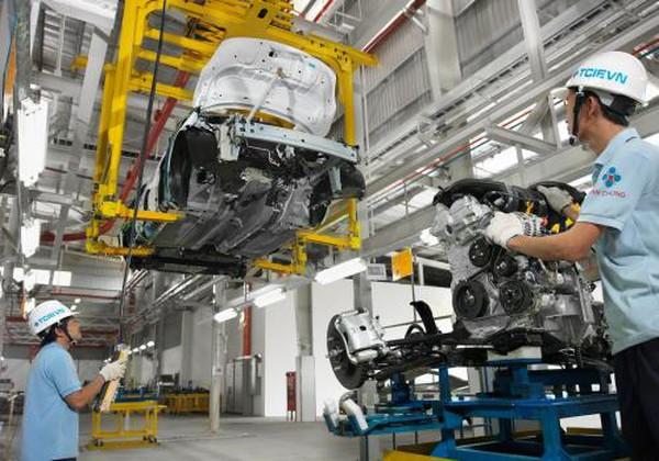 Ban hành chính sách phát triển ngành công nghiệp ô tô Việt Nam