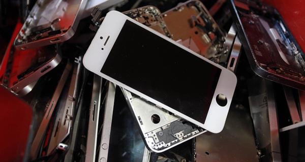 Địa điểm bí mật này là nơi 'yên nghỉ' của hàng triệu chiếc iPhone cũ