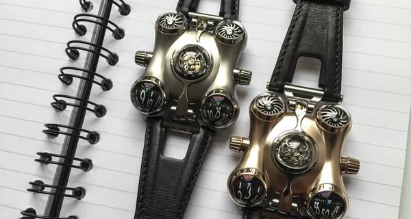 Những chiếc đồng hồ nhỏ bé đang thay đổi cả một ngành công nghiệp