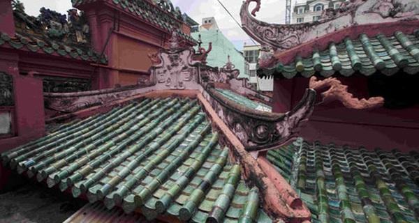 Ngôi chùa độc đáo ở Sài Gòn đón ông Obama