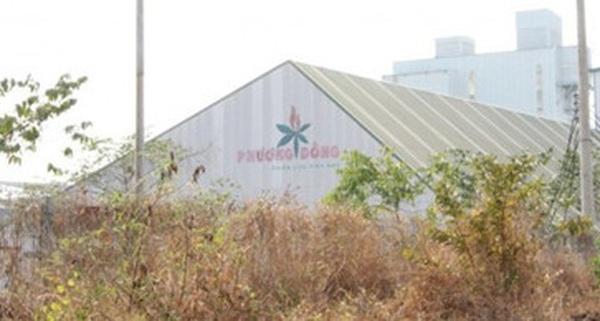 """Nhà máy xăng ethanol 2.200 tỷ đồng ở Bình Phước lại... """"trùm mền"""""""