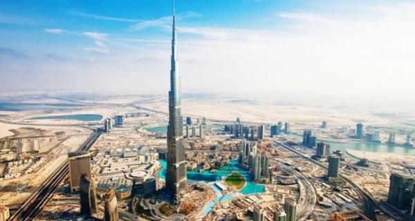 Dubai 60 năm: Từ hoang mạc hóa thành phố xa xỉ sau 60 năm
