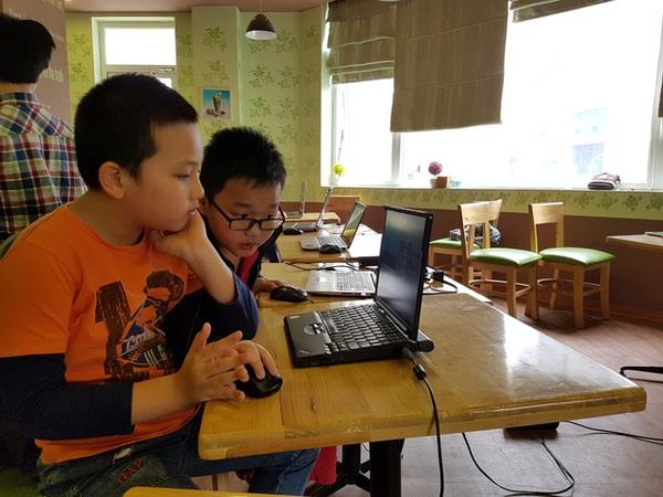 Học lập trình không khó, lũ trẻ mới 10 tuổi đã là coder chính hiệu nhờ lớp học đặc biệt tại Hà Nội