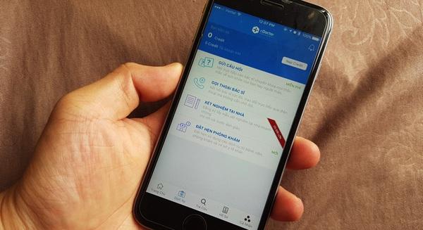 Người Việt làm ứng dụng: Chỉ vài click trên eDoctor là được khám bệnh, xét nghiệm ngay tại nhà, chẳng cần xếp hàng ở viện nữa