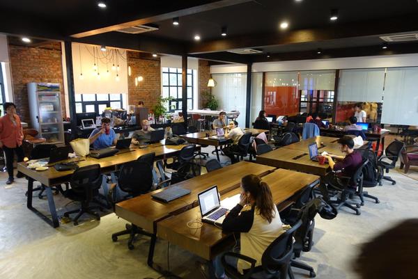 Thung lũng Silicon của Việt Nam đang được hình thành từ những ứng dụng dạy học, chỉ đường đơn sơ