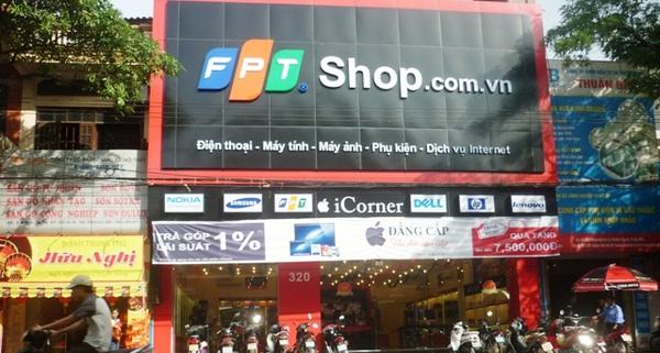 Vingroup là đối tác sáng giá nhất để FPT bán lại FPT Shop