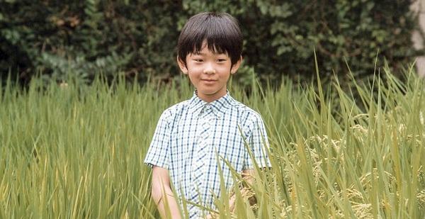 Chân dung hoàng tử nhí, người nắm giữ vị trí Thiên hoàng tương lai của đất nước Nhật Bản