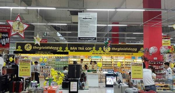 Về tay người Thái, Big C đuổi toàn bộ 22 cửa hàng của Thế Giới Di Động ra khỏi hệ thống