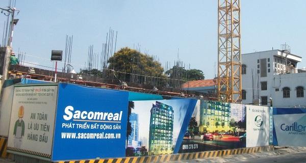 """TPHCM: Tấp nập dự án cao cấp """"dồn"""" về đất vàng quanh sân bay Tân Sơn Nhất"""