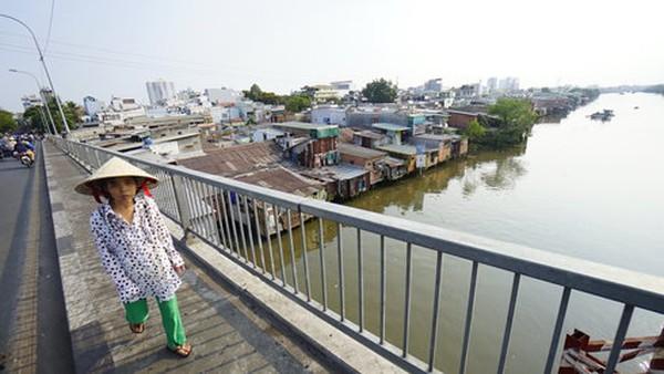 """""""Đại di dời"""" 6.200 hộ dân Sài Gòn để xử lý ô nhiễm nước"""