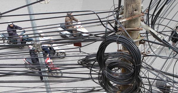 Lo bị EVN loạn giá, FPT Telecom kiến nghị áp một mức giá thuê cột điện cho viễn thông