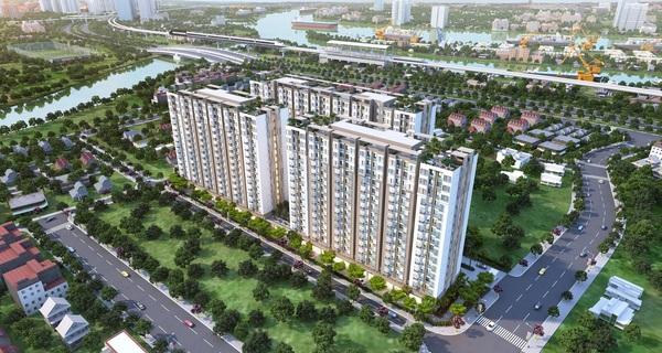 Căn hộ 700 triệu đồng của Vingroup - động lực của thị trường bất động sản năm 2017