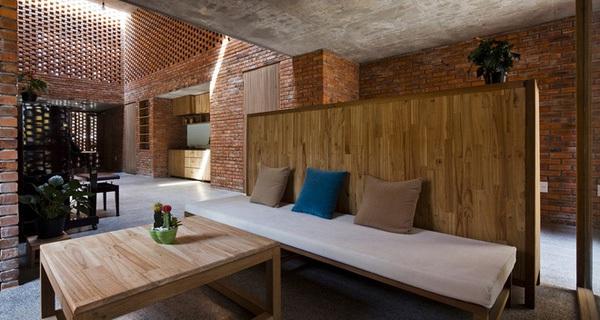 """Ngôi nhà đầy đủ tiện nghi với kiến trúc hình """"tổ mối"""" chỉ với 550 triệu đồng ở Đà Nẵng đoạt giải quốc tế"""