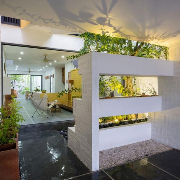 Ngắm những kiệt tác kiến trúc nhà ở độc đáo của Việt Nam năm 2016