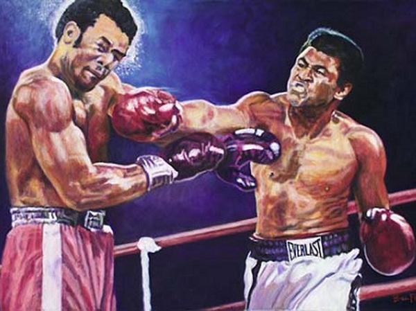 'Cuộc thư hùng trong rừng già' của Muhammad Ali - hơn cả quyền Anh
