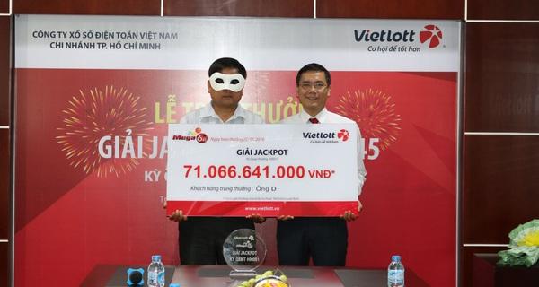 Bị nghi ngờ về tính minh bạch, Vietlott công bố xác nhận trả thưởng 205 tỷ đồng của VietinBank