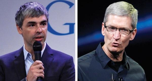Apple đang giăng một chiếc bẫy rất to dành cho Google