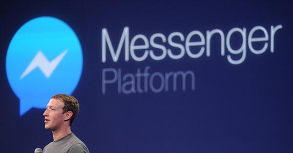 Facebook Messenger đạt mốc 1 tỷ người dùng tích cực hàng tháng