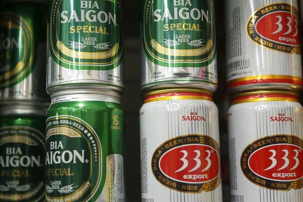 Tất cả các nhà sản xuất bia lớn trên thế giới đều đang 'để mắt' tới Bia Sài Gòn, Bia Hà Nội