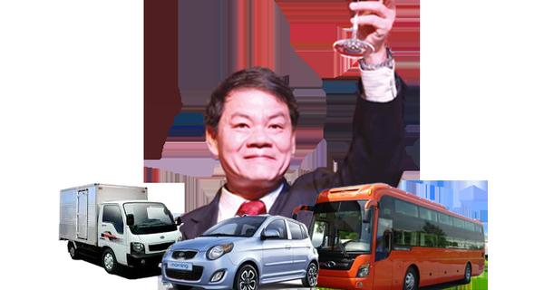 Kiểu kinh doanh BĐS chẳng giống ai của ông Trần Bá Dương