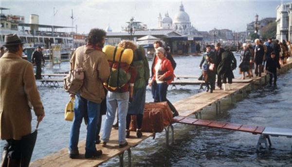 Ý chi 7 tỷ USD chống ngập cho Venice