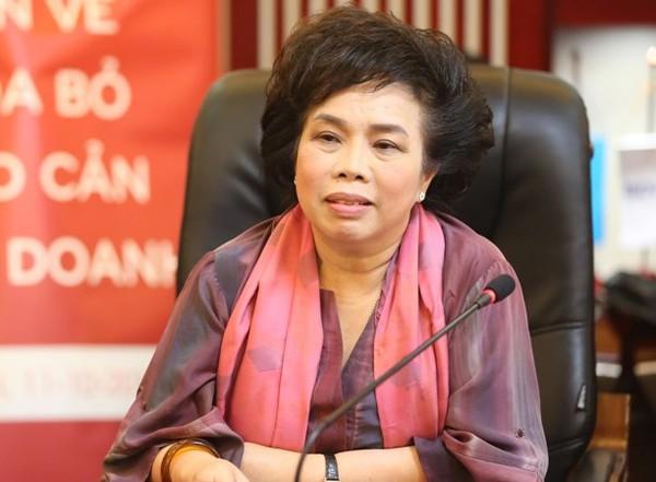 Bà Thái Hương: 5 năm, đi hàng trăm cuộc họp, vẫn chưa thấy cái cần tìm!