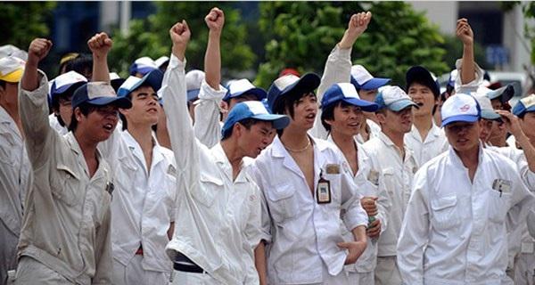 Cùng 1 USD tiền công, người Trung Quốc năng suất hơn 4 lần người Việt