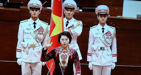 Bà Nguyễn Thị Kim Ngân làm nữ Chủ tịch Quốc hội đầu tiên