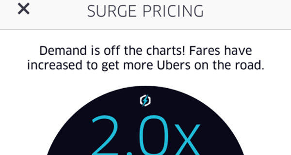 """Cuối cùng Uber đã thay đổi Surge Price, hứa hẹn không còn tình trạng """"giá ảo"""""""