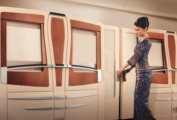 Đây chính là lý do tại sao Singapore Airlines được mệnh danh là hãng hàng không hoàn hảo nhất thế giới